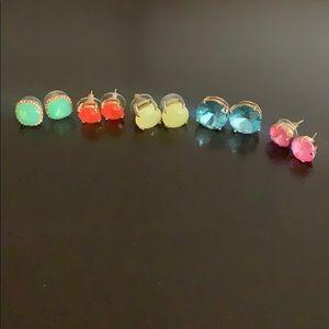 Stud earrings Kate Spade